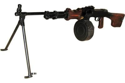 Пулемет Дегтярева ручной ММГ списанный, учебный