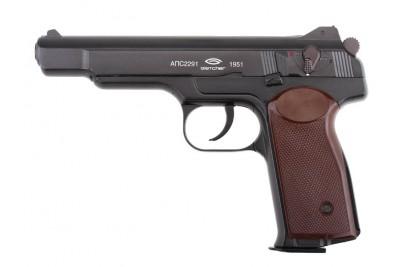Пистолет пневматический Gletcher APS-A Soft Air