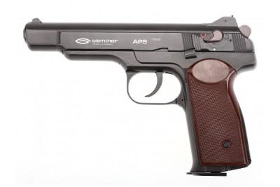 Пистолет пневматический Gletcher APS NBB (АПС Стечкин) без Blowback
