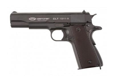 Пистолет пневматический Gletcher CLT 1911-A Soft Air