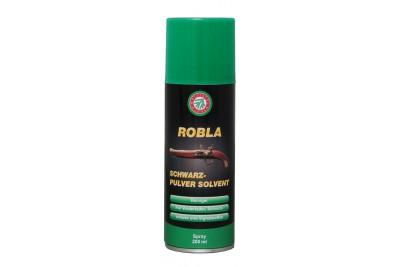 Cредство для удаления черного пороха Klever-Ballistol Robla-Schwarzpulver Solvent spray, 200 мл