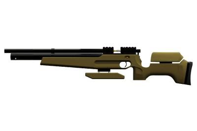 Пневматическая винтовка PCP ATAMAN M2S Sport FT (Olive) кал. 4, 5мм (1534/RB)
