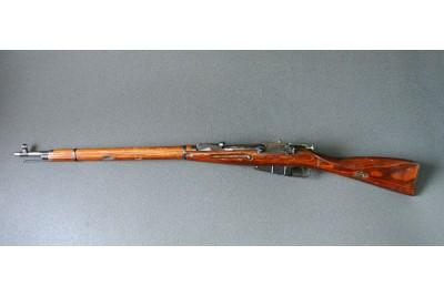 Оружие списанное, охолощенное ВПО-922 (Винтовка Мосина)