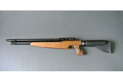 Винтовка PCP Kral Puncher Maxi 3 PITBULL кал 4, 5мм (дерево орех)