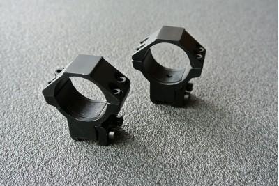 Кольца Patriot на Ласточкин хвост 30мм низкие 14мм (BH-RSL30/14)
