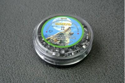 Пули для пневматики Шмель Охота 4, 5мм 0, 64г острая (400шт)