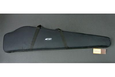 Чехол 130-У с оптикой (кордура, поролон, рюкз. лямки) Черный