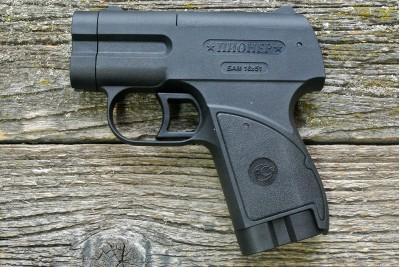 Пистолет  Пионер аэрозольный
