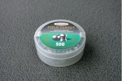 Пули Люман Field Target 4, 5мм 0, 68г (500шт)