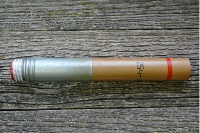 Патрон сигнальный РСП-Д красный дым 30мм