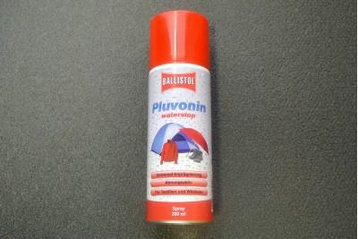 Водоотталкивающее средство Pluvonin спрей, 200мл