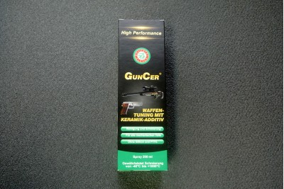Масло оружейное GunCer Spray, 200мл