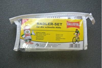 Походный набор велосипедный Ballistol-Set Fahrrad