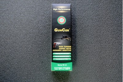 Масло оружейное GunCer Spray, 50мл
