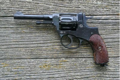 Револьвер сигнальный НАГАН-С (БЛЕФ)