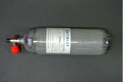 Баллон композитный PATRIOT 6, 8л с манометром
