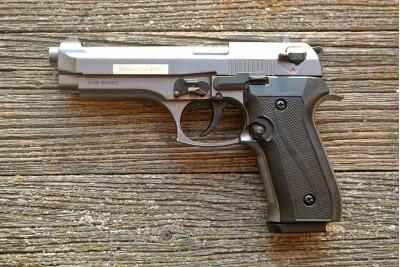 Охолощенный пистолет B92 СО под патрон 10ТК