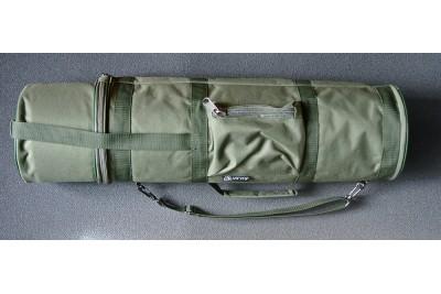Чехол-кофр с карманом для баллона 7л (зеленый)