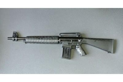 Оружие списанное охолощенное карабин AR-15 СО под патрон 7, 62х39