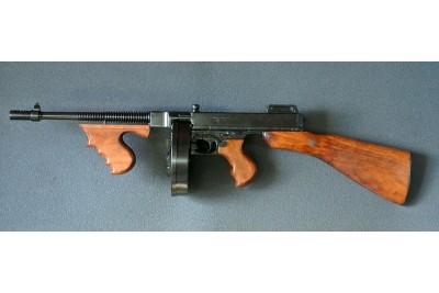 Автомат Томпсона М1 гангстерский (1928, США) Denix 1092