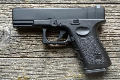 Пистолет страйкбольный Galaxy G15 SPRING (Glock 17, 23) кал. 6мм