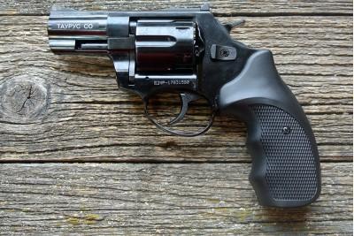 Оружие списанное охолощенное TAURUS-СО под патрон 10ТК (Курс-С)