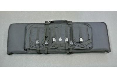 Чехол-рюкзак UTG тактический для оружия, 107х6, 6х33см., цвет - Black, 3 внешн. съемн. кармана
