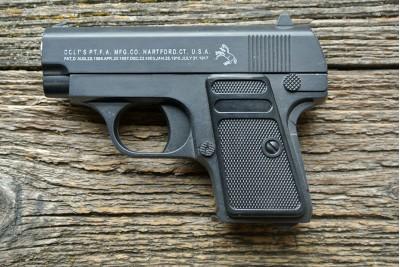 Пистолет игрушечный Airsoft Gun C.11 Smart (COLT 25) кал. 6мм