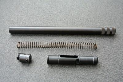 Комплект установки CO2 для МР-60, МР-61