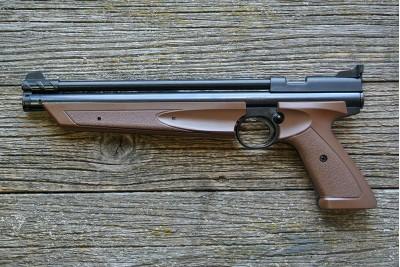 Пистолет пневматический Crosman 1377