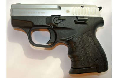 Пистолет сигнальный самозарядный Zoraki STALKER (хром. затвор)