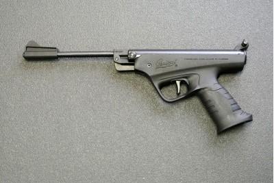 Пистолет пневматический МР-53М