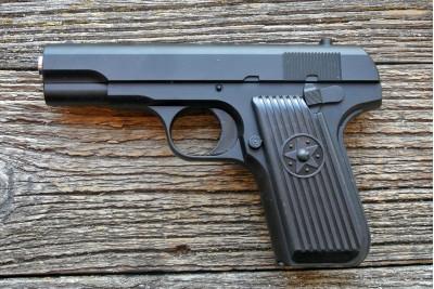 Пистолет игрушечный Air Soft TT K28 (Smart) кал. 6мм
