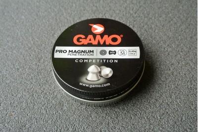 Пули для пневматики Gamo Pro Magnum 4, 5мм 0, 49г (500шт)