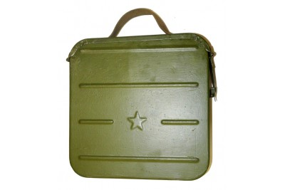 Коробка для ленты к пулемету Максим (раритет)