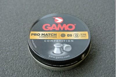 Пули для пневматики GAMO Pro Match 4, 5мм 0, 49гр (500 шт)