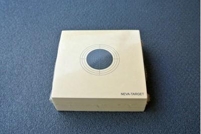 Мишень для пневматики №8 100*100мм 100шт (картон Kruger)