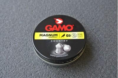 Пули для пневматики Gamo Magnum 4, 5мм 0, 49г (250шт)