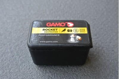 Пули для пневматики GAMO Rocket 4, 5 мм 0, 6 гр (150 шт)