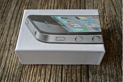 Фонарик шокер  iPhone 4S