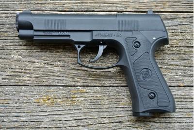 Пистолет пневматический Атаман M-1 CO2