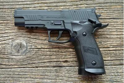 Пистолет пневматический Borner Z122, кал. 4, 5мм