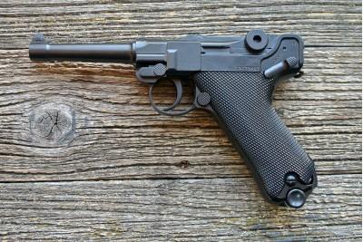Пистолет пневматический Umarex Parabellum P-08