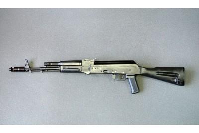 Автомат ММГ АК-74 без планки, пласт. приклад не складной