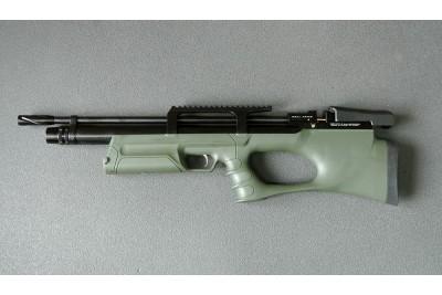 Винтовка PCP Kral Puncher Breaker 3 ARMY кал 6, 35мм (буллпап, прорезиненный пластик)