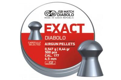 Пули для пневматики JSB Exact Diabolo 4, 5мм 0, 547гр. (500шт)