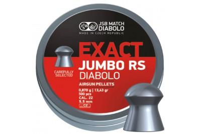 Пули для пневматики JSB Exact Jumbo RS 5, 52мм 0, 87г (500шт)