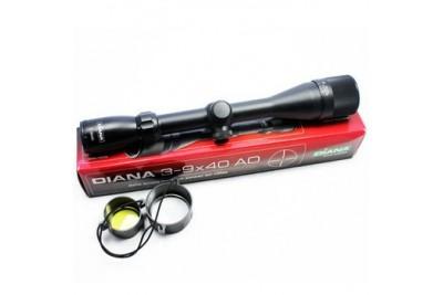 Прицел оптический Diana 3-9x40 Mill Dot (Реплика)