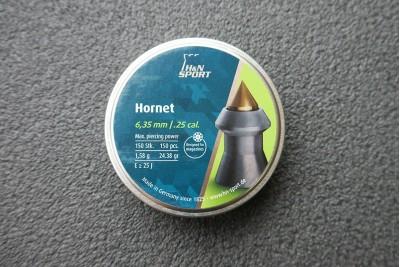 Пули для пневматики H&N Hornet 6, 35мм 1, 58г (150 шт)