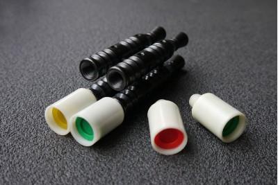 Мини устройство для запуска сигнала охотника, четверное (черный)